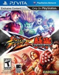 Street Fighter X Tekken (import USA) d'occasion sur Playstation Vita