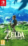 The Legend of Zelda: Breath of the Wild sous blister d'occasion sur Switch