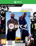 EA Sports UFC 4  d'occasion (Xbox One)