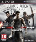Ultimate Action Triple Pack d'occasion (Playstation 3)