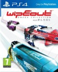 WipeOut Omega Collection d'occasion sur Playstation 4