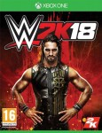 WWE 2K18 d'occasion sur Xbox One