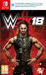 WWE 2K18 d'occasion sur Switch