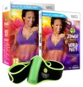 Zumba Fitness World Party et Ceinture d'occasion sur Wii