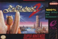 ActRaiser 2 (import USA) - Super Nintendo