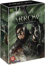 Arrow - Saisons 1 - 4  - DVD
