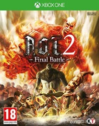 Attaque des Titans 2 : Final Battle  - Xbox One