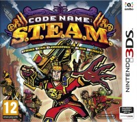 Code Name S.T.E.A.M - 3DS