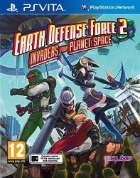 Earth Defense Force 2 : Invaders From Planet Space - Playstation Vita