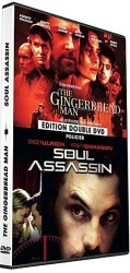 The Gingerbread Man + Soul Assasin - DVD