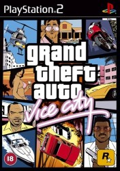 Grand Theft Auto : Vice City - Playstation 2
