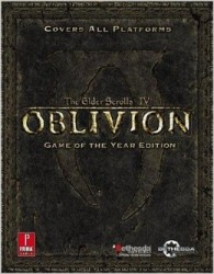 Guide Oblivion Game of the Year - Xbox 360