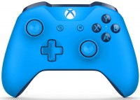 Manette Xbox One Sans Fil - Couleur Bleu - Nouvelle Version - Xbox One