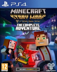 Minecraft Story Mode - L'Aventure Complète - Playstation 4