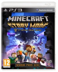 Minecraft: Story Mode - A Telltale Game Series  - Playstation 3