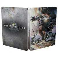Monster Hunter World - Edition Steelbook - Xbox One