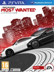 Need for Speed : Most wanted (2012) - Playstation Vita