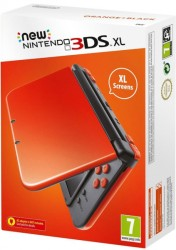 Console new nintendo 3ds xl orange et noire en bo te 3ds console occasion pas cher gamecash - Console nintendo 3ds xl occasion ...