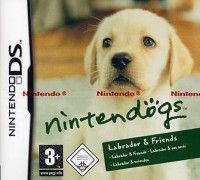 Nintendogs: Labrador - DS