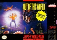 Out of This World (import USA - En Boîte) - Super Nintendo