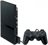 Console Ps Two Noire - Playstation 2