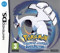 Pokemon Version Argent: Soulsilver SANS Pokewalker  - DS
