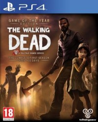 The Walking Dead - Saison 1 - Edition Game Of The Year - Playstation 4