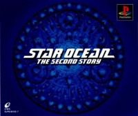 Star Ocean: The Second Story (import japonais) - Playstation One