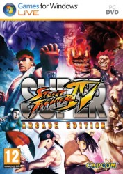 Super Street Fighter IV : Arcade edition - Jeux PC