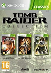 Tomb Raider Collection Classics  - Xbox 360