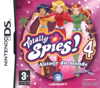 Totally spies 4 - DS