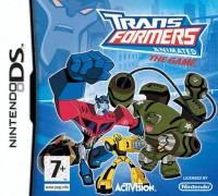 Transformers animated - DS