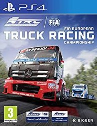 FIA European Truck Racing Championship  - Playstation 4