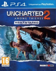 Uncharted 2 : Among Thieves - Remastered - Playstation 4