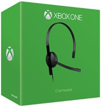 Casque Xbox One Chat Headset  - Xbox One