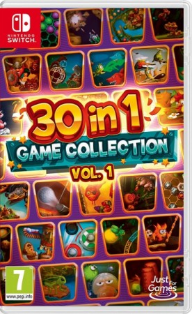 30 in 1 - Game Collection Vol. 1 - Switch