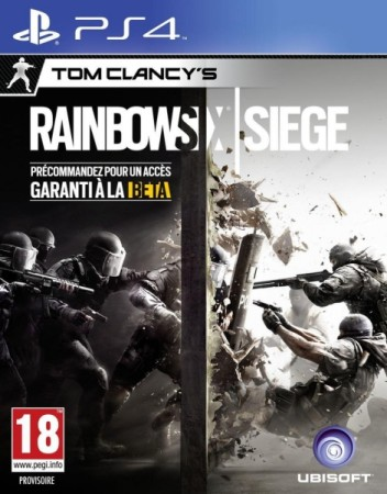 Tom Clancy's - Rainbow Six: Siege - Playstation 4