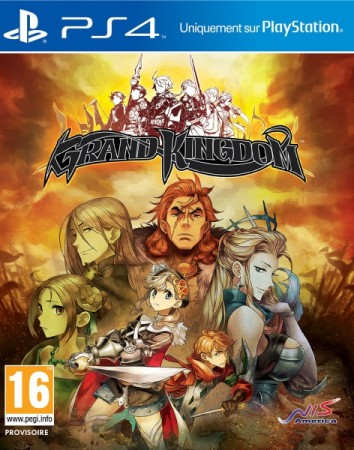 Grand Kingdom - Playstation 4