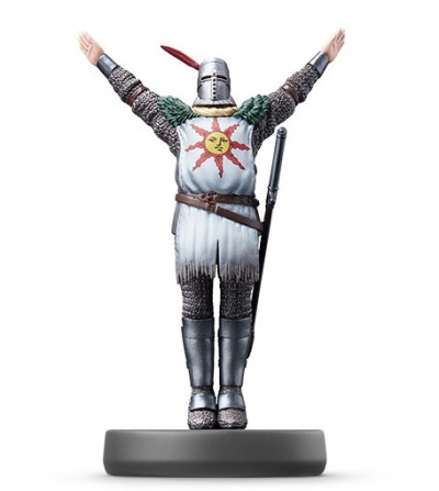Amiibo Dark Souls Remastered - Solaire d'Astoria - Switch