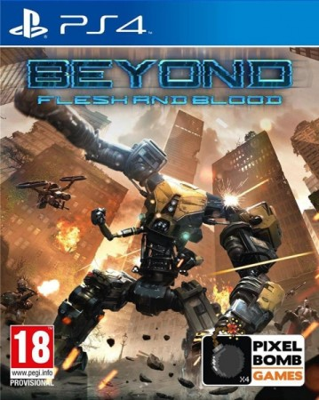 Beyond Flesh And Blood - Playstation 4