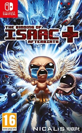 The Binding of Isaac : Afterbirth + - Switch