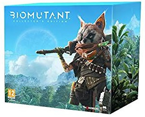 Biomutant - Édition Collector - Playstation 4