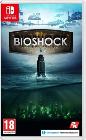 Bioshock : The Collection  - Switch