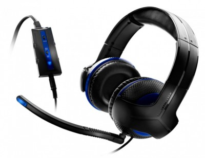 Casque Thrustmaster Y-250 P  - Playstation 3