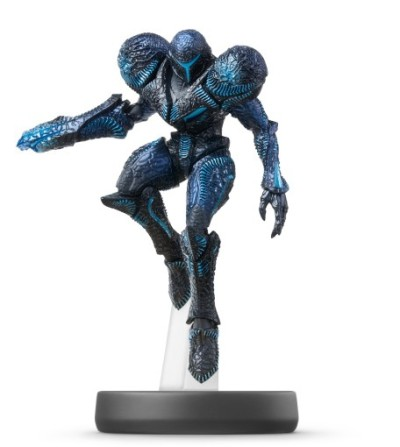 Amiibo Super Smash Bros - Dark Samus N°81 - Switch