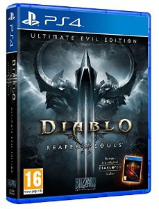 Diablo III : Reaper of Souls - Ultimate Evil Edition - Playstation 4