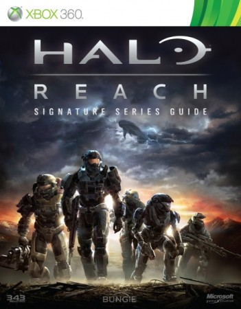 Guide Halo Reach Signature - Xbox 360