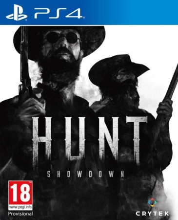 Hunt Showdown  - Playstation 4