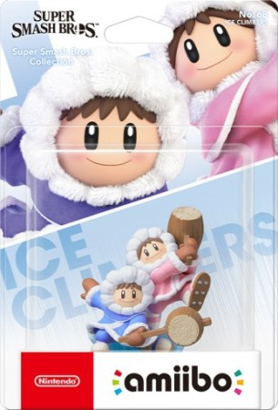 Amiibo Ice Climbers en boîte  - Switch