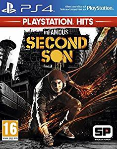 InFamous: Second Son - Playstation Hits - Playstation 4